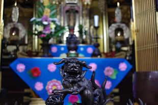 お寺の紹介のイメージ